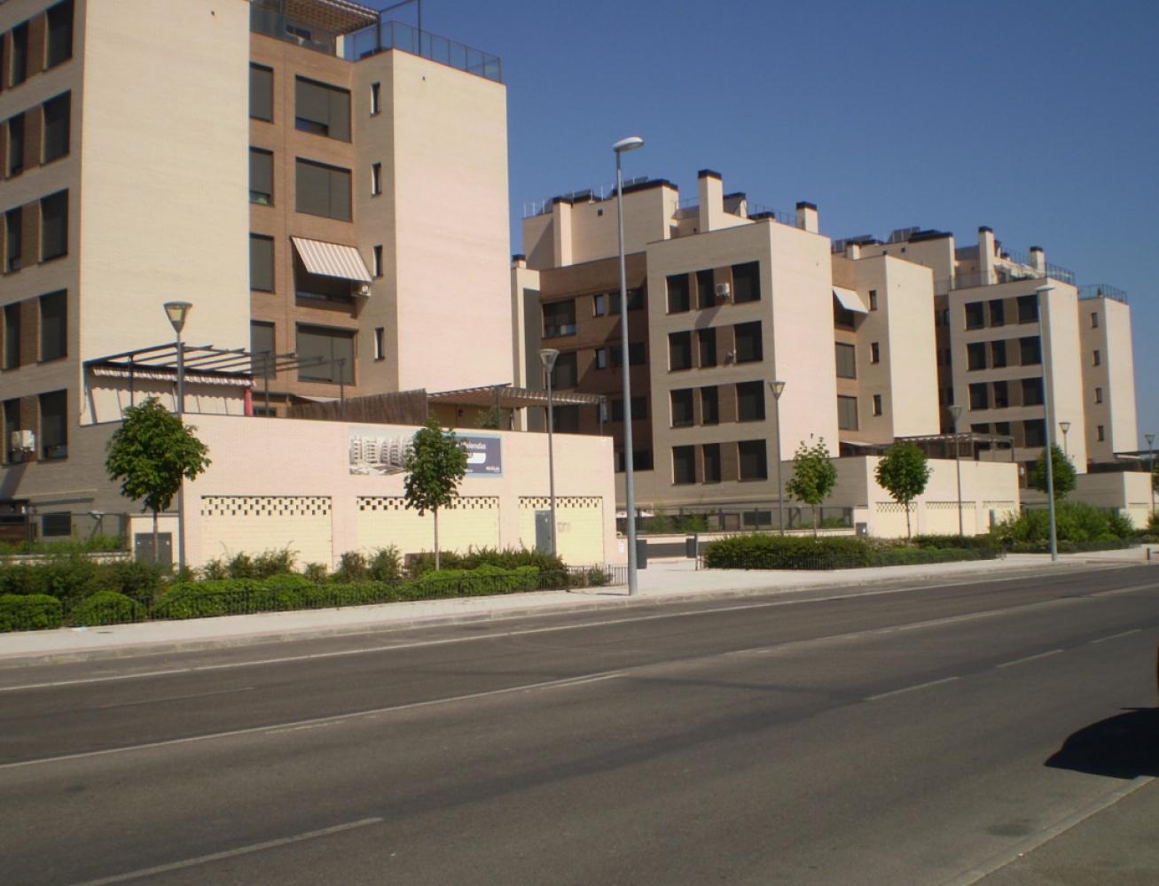 Jardin del vivero fase i vppl viviendas en venta e - Vivero madrid centro ...