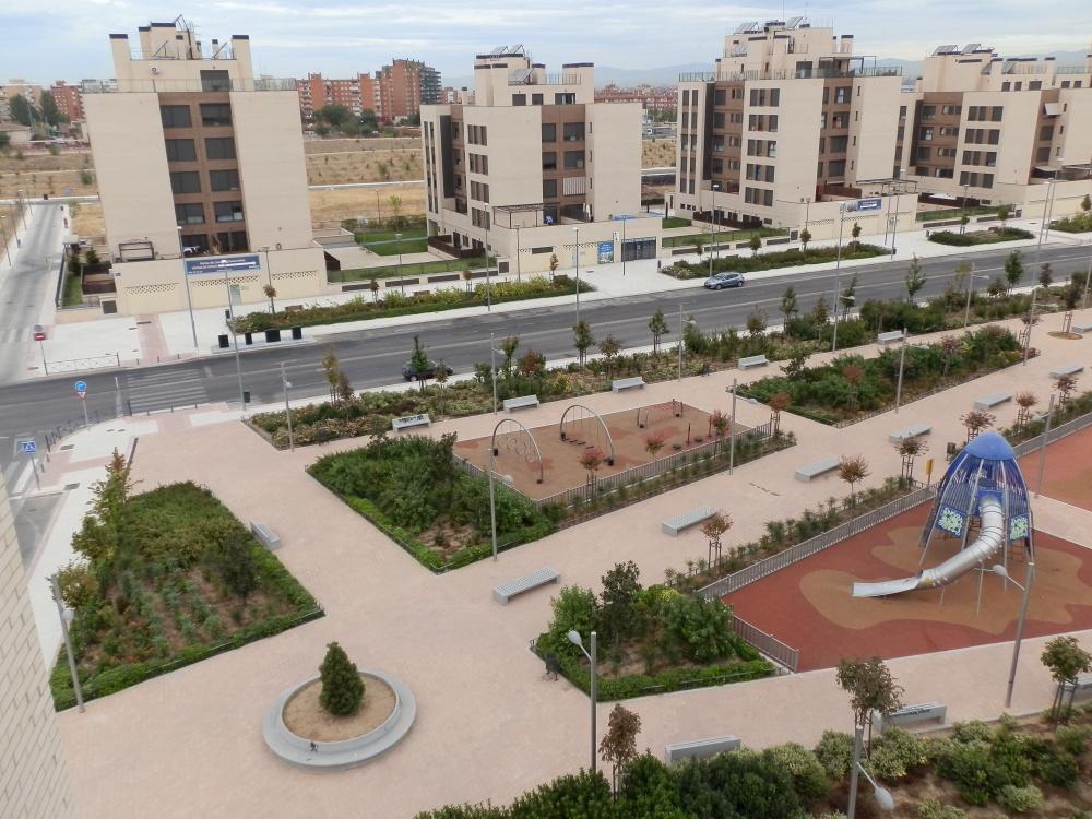 Jardin del vivero fase i vppl viviendas en venta en for Viviendas jardin