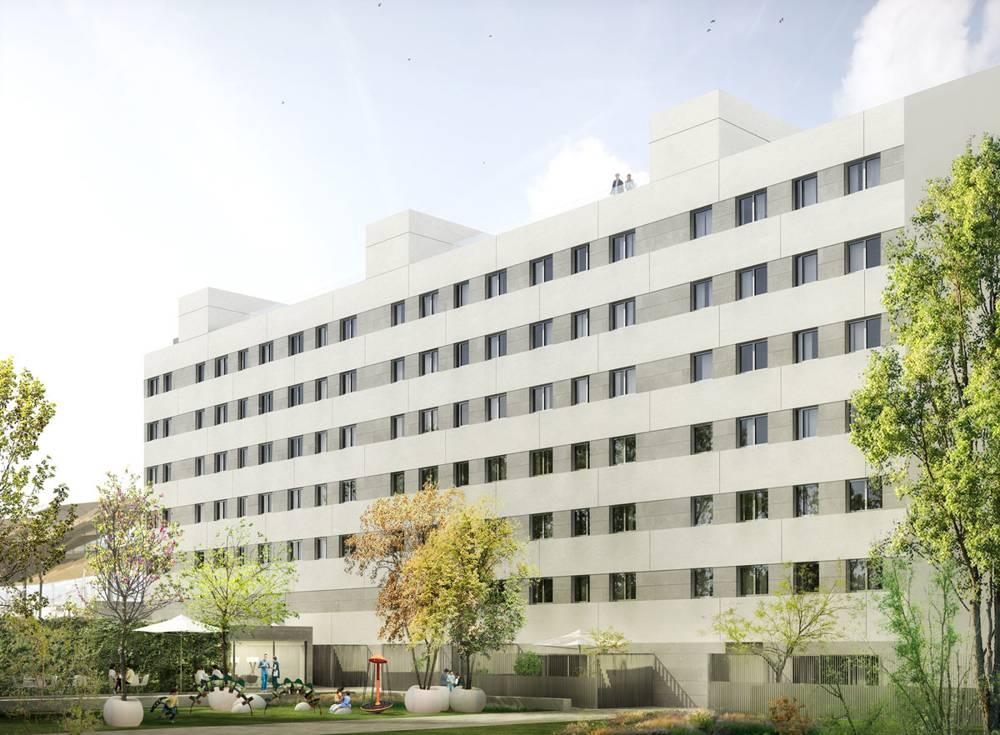 pisos de obra nueva en barcelona glorias