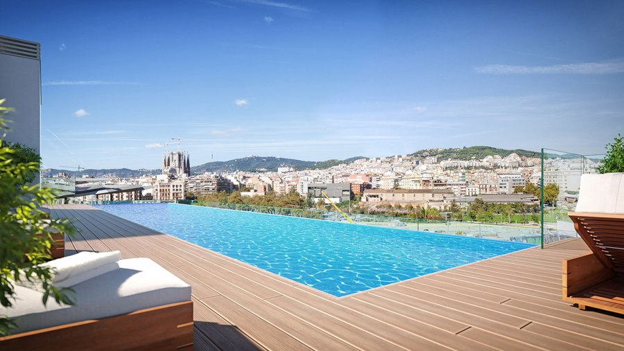 pisos obra nueva sant marti barcelona