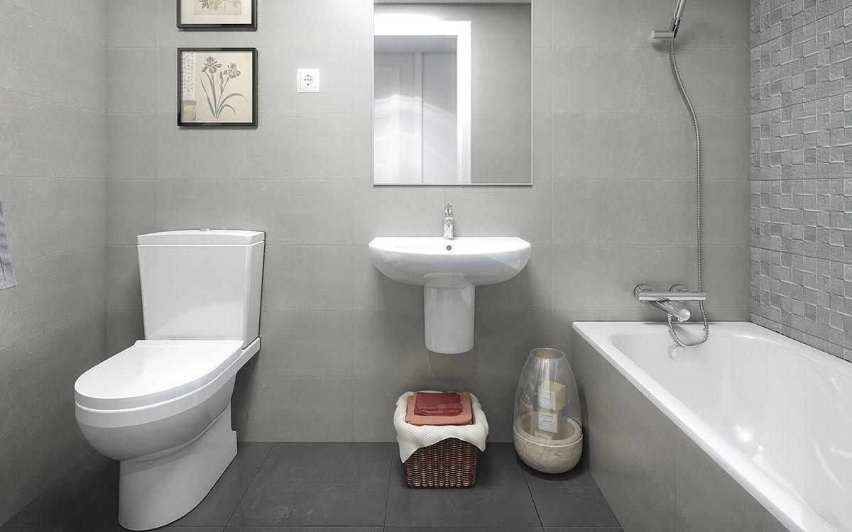 baño secundario obra nueva sabadell centro