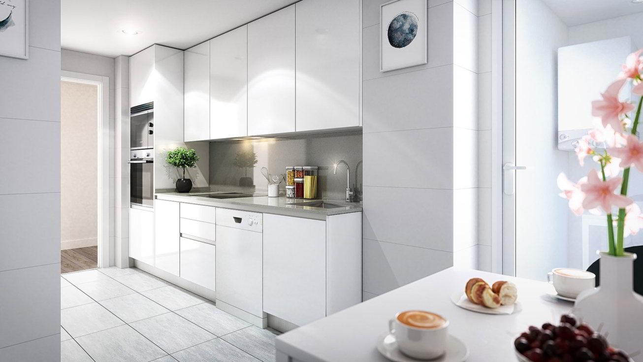 cocina obra nueva sabadell centro