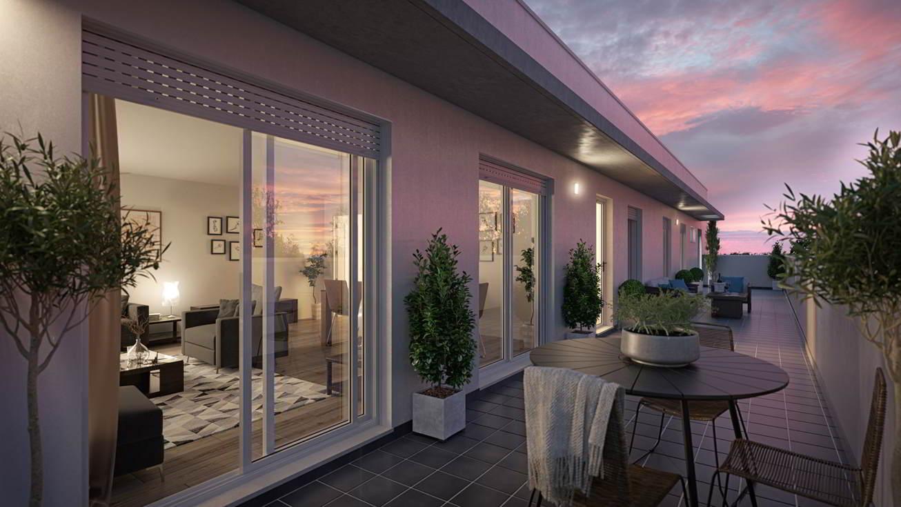 terrazas pisos en venta obra nueva sabadell