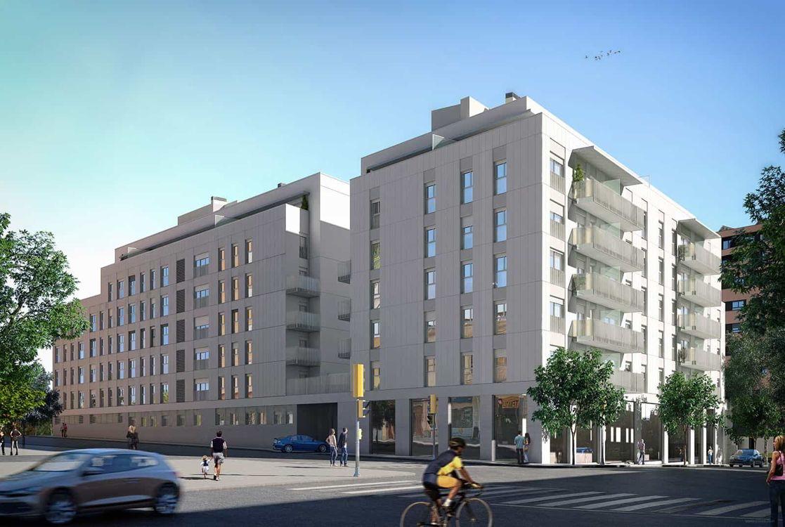 viviendas obra nueva sabadell centro