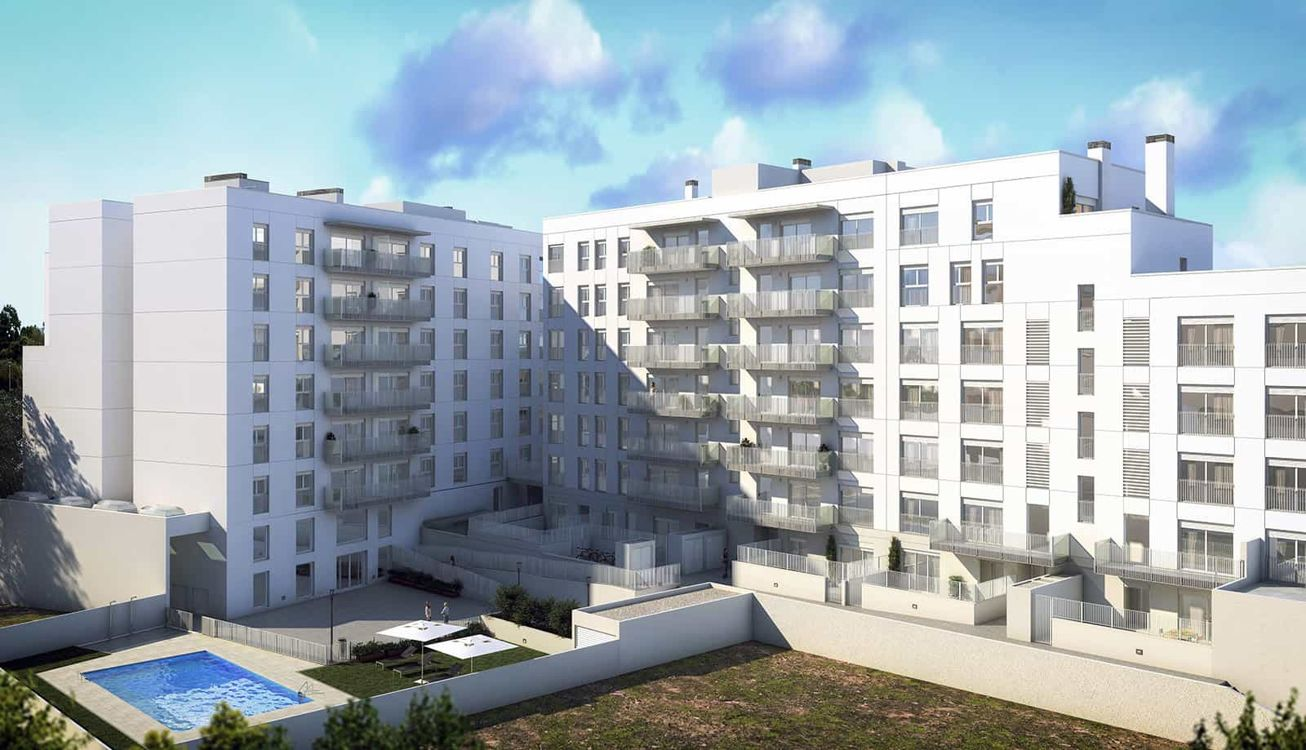 Venta de pisos de obra nueva en essencia de sabadell - Centro de sabadell ...