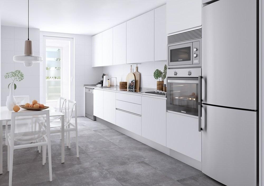 cocina pisos obra nueva alcala de henares