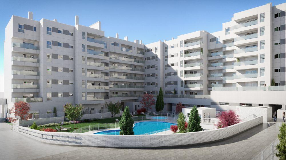 pisos obra nueva alcala de henares madrid