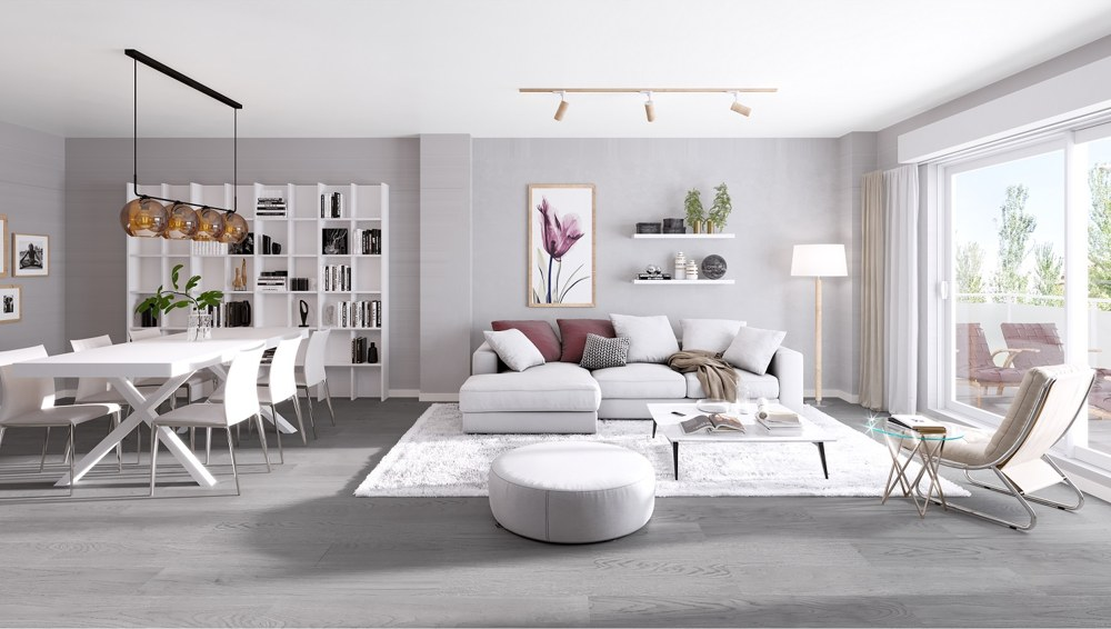 salon pisos obra nueva alcala de henares