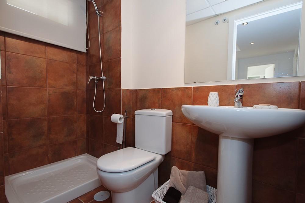 baño chalet obra nueva guillena