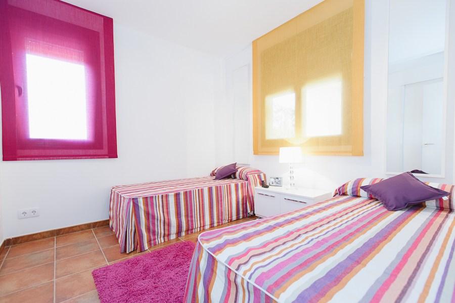 dormitorio chalet obra nueva guillena