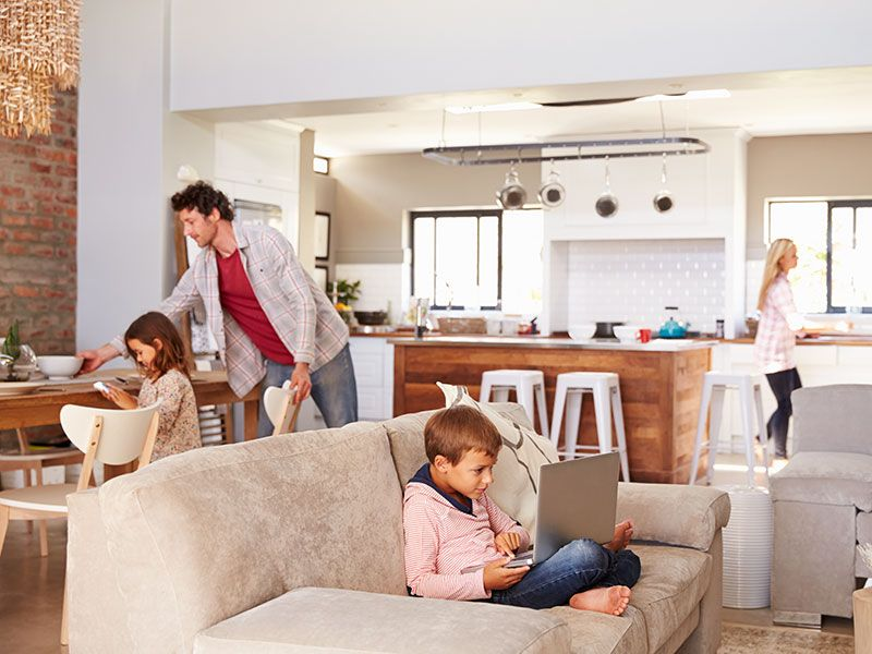 ideas para tu nueva cocina abierta al salón