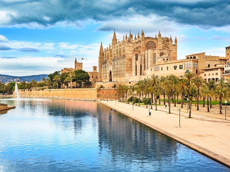 donde vivir en Palma de Mallorca