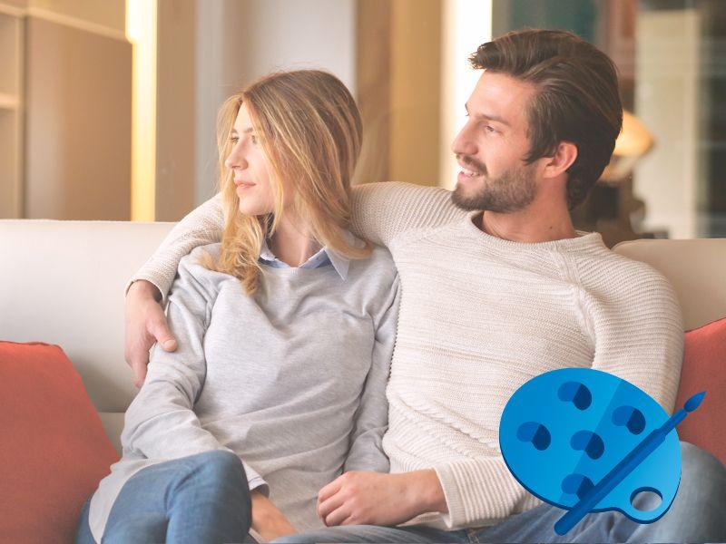 Color pantone 2019 decorar casa