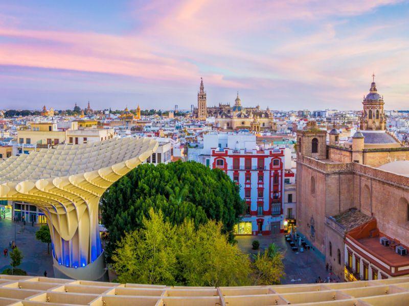 comprar un piso en Sevilla
