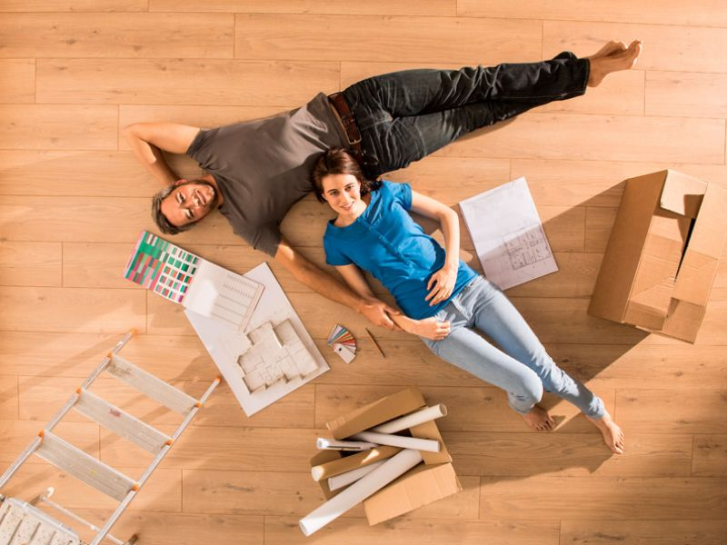 Las 5 claves para decorar casas de obra nueva