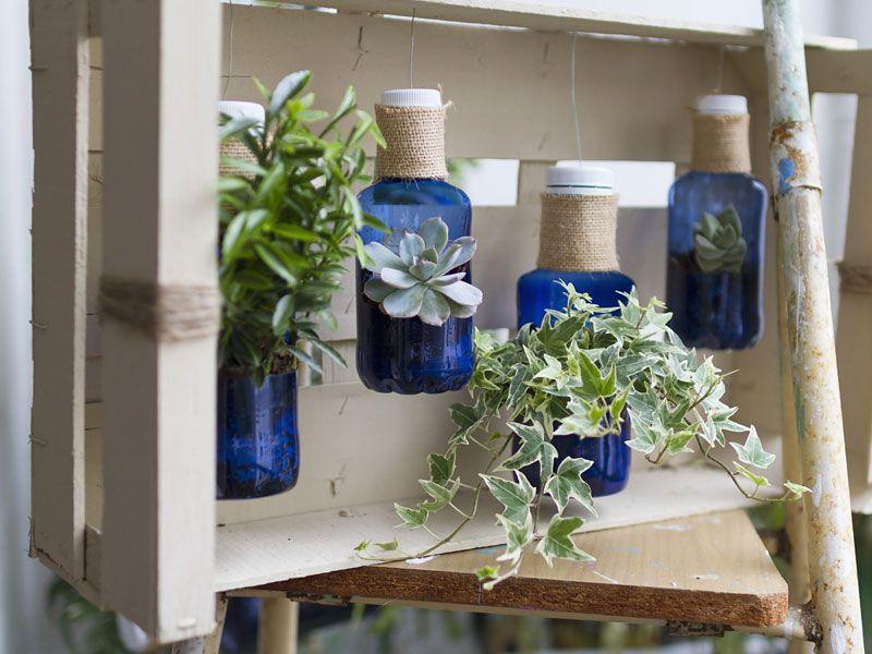 5 ideas para decorar tu casa con elementos reciclados