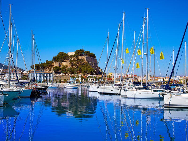 Pisos en venta en Denia, Alicante, alto nivel de calidades
