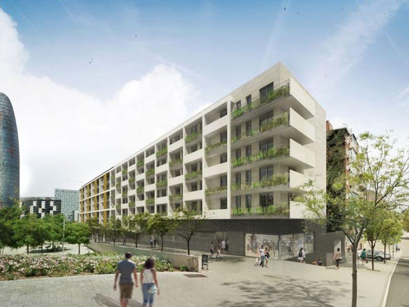 pisos de obra nueva en barcelona ciudad
