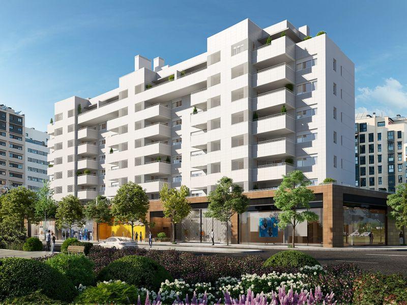 pisos de obra nueva en valdebebas unico realia