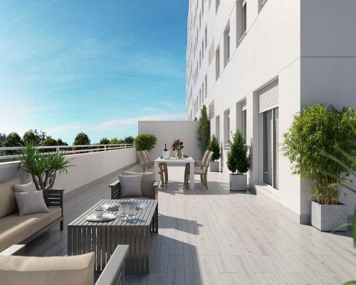 pisos valdebebas obra nueva