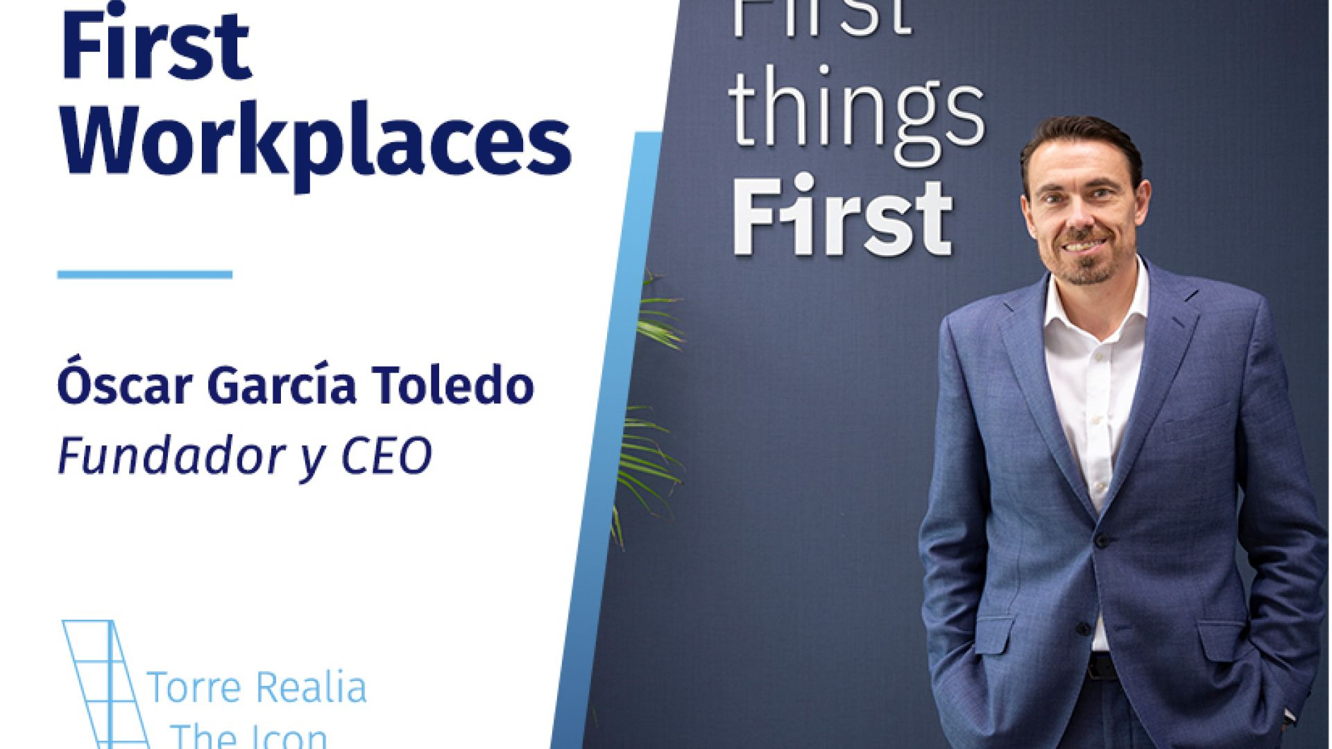 Entrevista First WorkPlaces