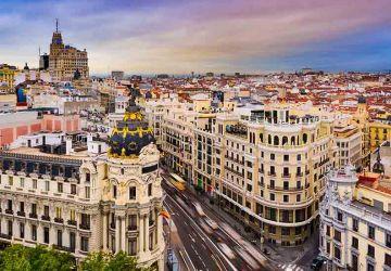 comprar vivienda obra nueva Madrid