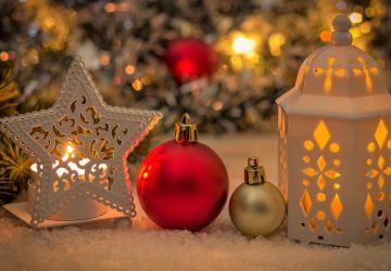 Ideas para iluminar la Navidad