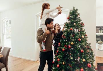 Tendencias para decorar una casa en Navidad