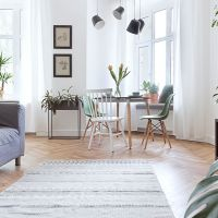 estilo de decoración de interiores